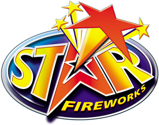 Star Fireworks display at Bushfest 2018